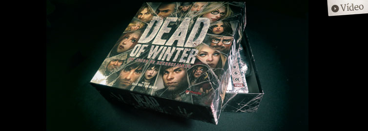 Dead of Winter: Unboxing