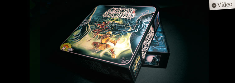 Ghost Stories: Unboxing