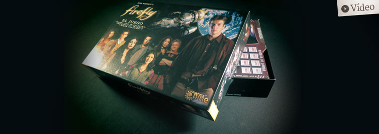 Firefly, el juego: Unboxing