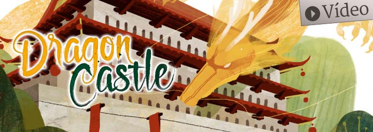 Dragon Castle – Unboxing, tutorial y reseña