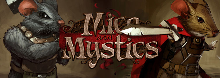 Mice and Mystics: Reseña