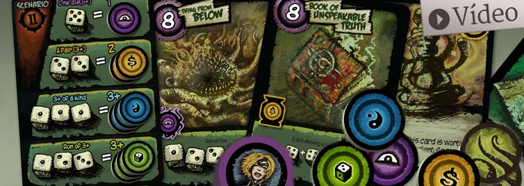 Ancient Terrible Things – Unboxing y De qué va