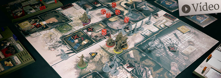 De qué va Zombicide Black Plague