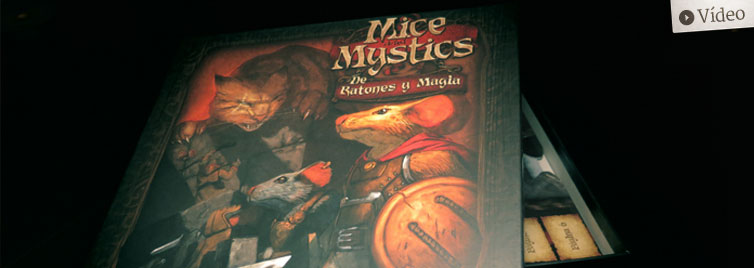 Mice And Mystics: Unboxing