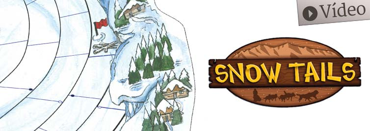 Snow tails – Unboxing (español)