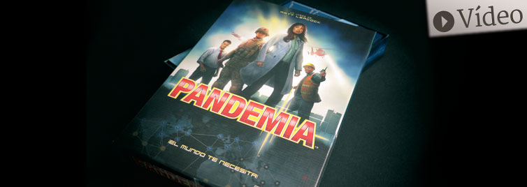 Pandemia: Unboxing